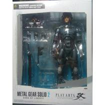 Raiden Del Videojuego Metal Gear Solid Sons Of Liberty 2