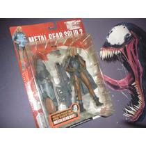 Fortune Metal Gear Solid Snake 2 Figura Mcfarlane