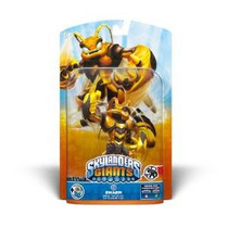 Skylanders Giants: Enjambre Gigante Carácter