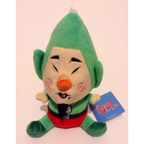 The Legend Of Zelda The Wind Waker Zelda Tingle Peluche!