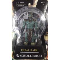 ### Mortal Kombat X Kotal Kahn Mezco ###
