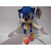 Sonic Peluche The Hedgehog