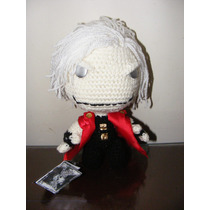 Dvil May Cry, Dante, Anime, Videojuegos, Sackboy
