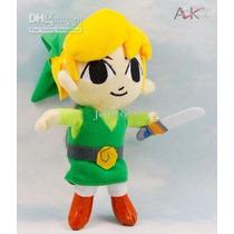 Peluche The Legend Of Zelda: Phantom Hourglass