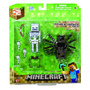 Minecraft Spider Jocket Pack Figura Accion