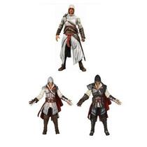 Figuras De Assassins Creed Marca Neca Ezio Auditore Y Altair