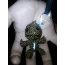 Sackboy Little Big Planet Llavero Peluche Video Juegos