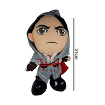Assasin Creed Altair Peluche Original 31cm De Importacion