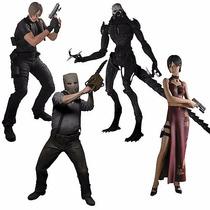 Oferta Resident Evil 4 Neca Leon Ada Chainsaw Verdugo