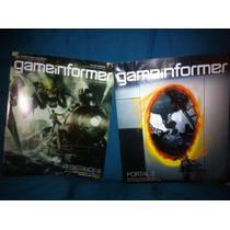10 Ejemplares De La Revista Game Informer