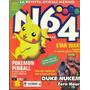 Revista/magazine N64 No 8 1999 -envio Gratis