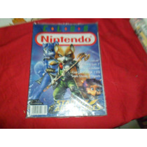 Club Nintendo Año 11 No 9 Portada Star Fox Adventures
