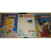 Revistas Club Nintendo Año 1 (no. 7 Y No.10) Año 2 (no. 4)