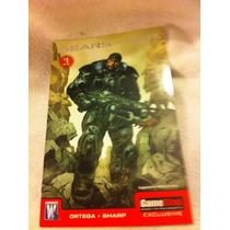 Comic Gears Of War 2 Libro De Arte