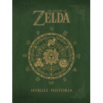Libro De Arte The Legend Of Zelda: Hyrule Historia + Comic
