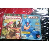 Revistas Club Nintendo Y Tips Y Trucos