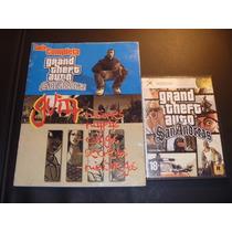 Revista Guias Y Trucos Grand Theft Auto Xbox