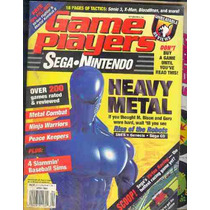 Revista/magazine Game Players 1994 -envio Gratis