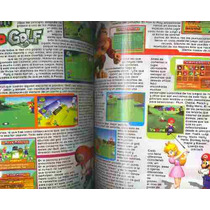 Revista/magazine Club Nintendo 1999 -envio Gratis