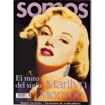 Marilyn Monroe En Revista Somos $120.00
