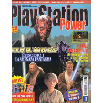 Revista/magazine Play Station Power 1999 -envio Gratis