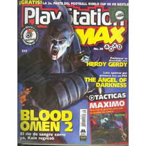 Revista/magazine Play Station Max 2002 -envio Gratis