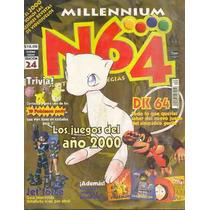 Revista/magazine N64 2000 -envio Gratis Nvd