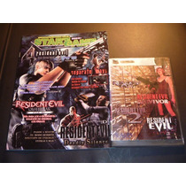 Revista Guias Trucos Start Game Resdent Evil Play Station 2
