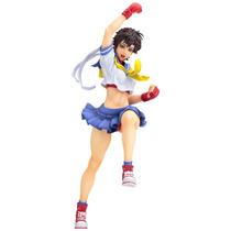 Sakura Bishoujo Kotobukiya Street Fighter Duel Zone