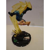 Figura Heroclix Del Videojuego Street Fighter Guile # 018