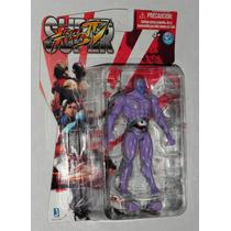 Street Fighter Iv Figuras De Coleccion Seth & El Fuerte Lbf.