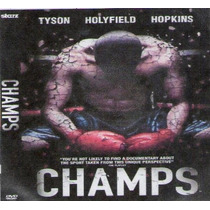 Boxeo Champs Dvd Mike Tyson, Hopkins Holyfield Documental