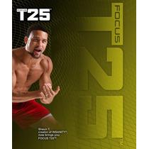 Focus T25 Del Creador De Insanity Y Hip Hop Abs