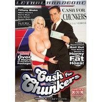 Cash For Chunkers ( Tiffany Blake ) Sexo Con Gorditas Bbw