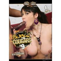 Blacks On Cougars # 9 ( Eva Karera ) Interracial Maduras
