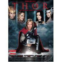 Thor A Xxx Parody ( Parodia Porno ) Alexis Texas