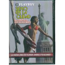 Colección Playboy. Sexo En La Ciudad. Formato Dvd