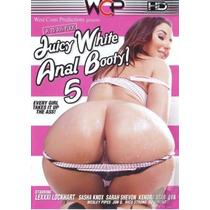 Juicy White Anal Booty # 5 ( Lexxxi Lockhart ) Nalgonas
