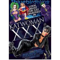 Katwoman Xxx ( Kagney Linn Karter ) Parodia Porno