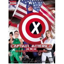 Captain America Xxx ( India Summer, Tara Lynn Foxx ) Parodia