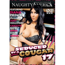 Seduced By A Cougar # 17 ( Diana Prince ) Maduras Sexys