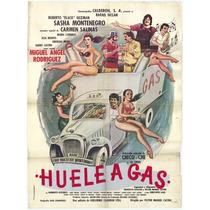 Huele A Gas ( Sasha Montenegro ) Sexycomedia Mexicana