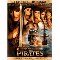 Dvd Pirates I Y 2 (piratas Del Caribe Xxx) Checa El Trailer
