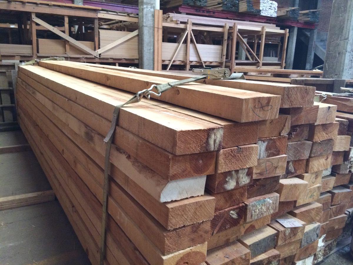 viga madera: