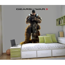 Vinilos Decorativos Halo Y Gears Of War A Todo Color