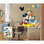 Mickey Mouse 1, Vinilo Decorativo, Calcomanía De Pared