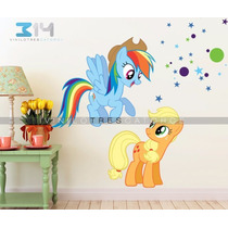Vinilo Decorativo Mi Pequeño Pony 21, Rainbow Dash Sticker