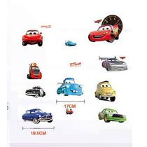 Vinil Decorativo De Cars Para Baño / Habitación Infantil