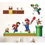 Vinilos Decorativos Para Pared Super Mario Bros