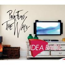Vinilo Decorativo Música Pink Floyd 100 B X 90 A